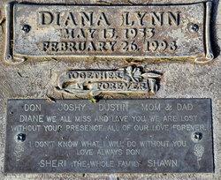 Diana Lynn Baker