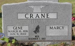 Wilburn Eugene Gene Crane