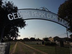 Cedar Park City Cemetery