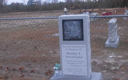 Stedman Church of God Prophecy Cemetery
