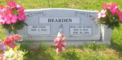 Rosalie <i>Burkes</i> Bearden