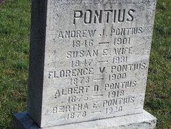 Albert D Pontius
