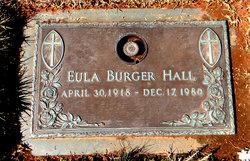 Eula <i>Burger</i> Hall