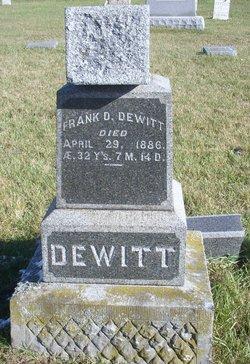 Frank D DeWitt