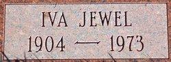 Iva Jewel <i>Calhoun</i> Barry