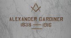 Alexander Peter Gardiner