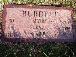 Norma Eunice <i>Doane</i> Burdett