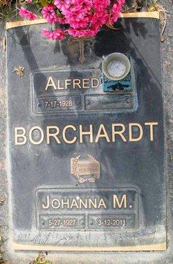 Johanna M Borchardt