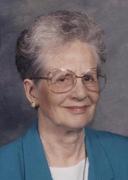 Gloria Ann <i>Burrill</i> Jones