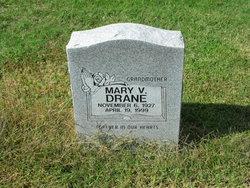 Mary V Drane