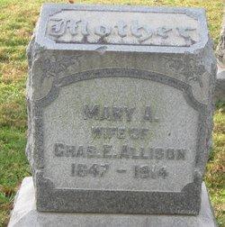 Mary A Allison