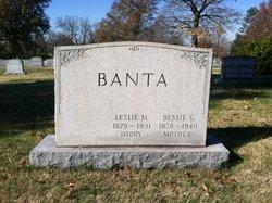 Bessie C <i>Garnett</i> Banta