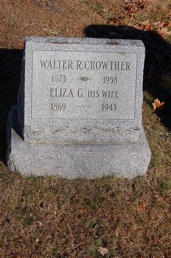 Eliza <i>Goss</i> Crowther