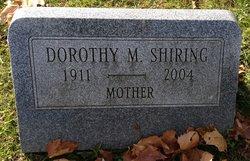 Dorothy M. Shiring