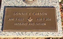 Lonnie Elsworth Carson