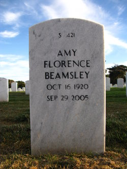 Amy Florence Beamsley