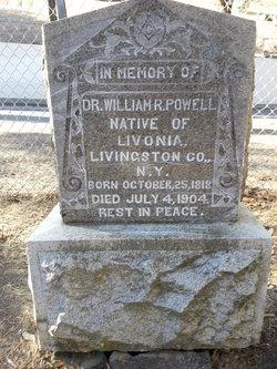 Dr William Powell