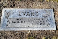 Sharron <i>Timms</i> Evans