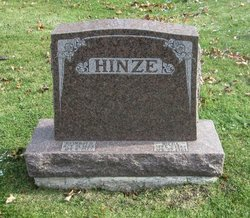 Hildegarde <i>Gartman</i> Hinze