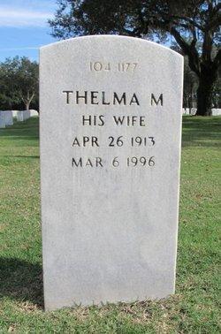 Thelma Mary Brett