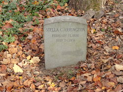 Stella Jane <i>Coffin</i> Arrington