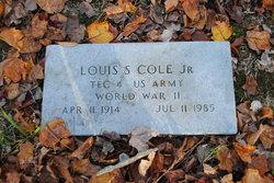 Louis Snowden Cole, Jr.
