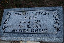 Quinella Lynn Stevens <i>Edwards</i> Butler