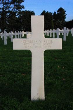 Sgt Charles Virgil Steel