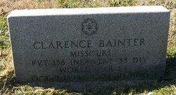 Clarence Everett Bainter, Sr