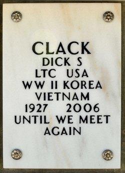 Richard Scott Dick Clack