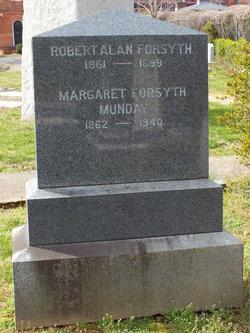 Margaret <i>Forsyth</i> Munday