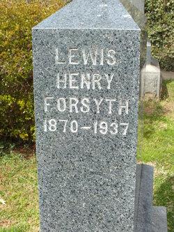 Lewis Henry Forsyth