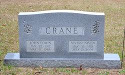 Vivian <i>Niven</i> Crane