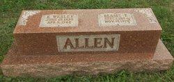 Emmett Wesley Allen, Sr