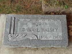 Dana L. <i>Conklin</i> Halsey