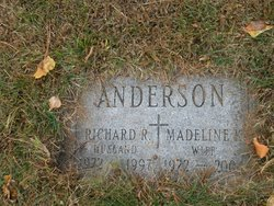 Richard R Anderson