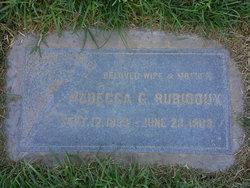 Rebecca Grace <i>Yorba</i> Rubidoux