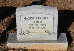 Maxine <i>Holifield</i> Floyd