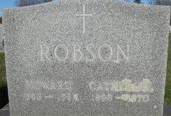 Catherine Robson