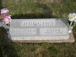 Verna Mayfield <i>Veach</i> Huggins