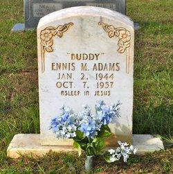 Ennis M. Buddy Adams