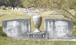 Ruby Pearl <i>Davis</i> Anderson