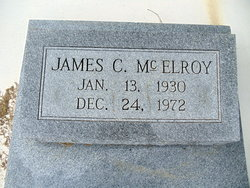 James Clyde McElroy