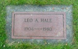 Leo Alma Hale