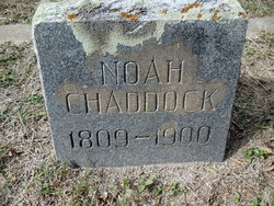 William Noah Noah Chaddock