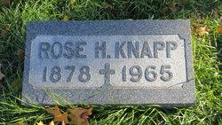 Rose <i>Hughes</i> Knapp