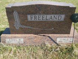 Ethel M. <i>Bartley</i> Freeland