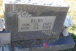 Ruby Mae <i>Goolsby</i> Bebout