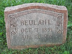 Beulah <i>Boswell</i> Baugh