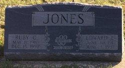 Ruby G <i>Sanders</i> Jones